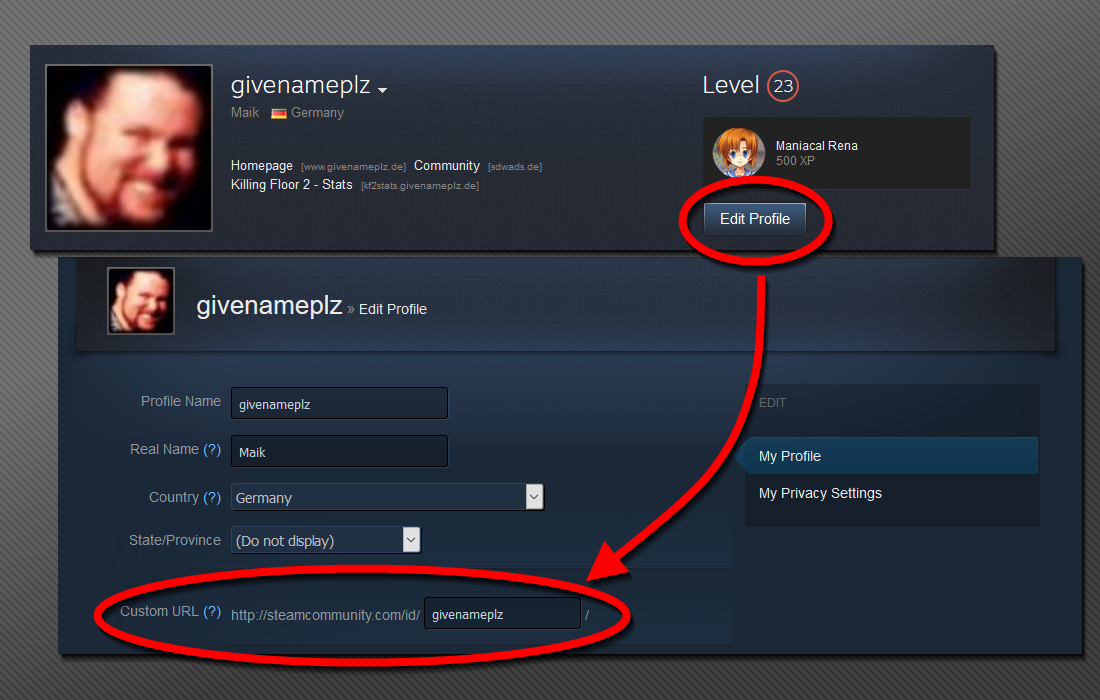 How to know what your steam id is