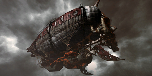 Preview image of KF-Airship